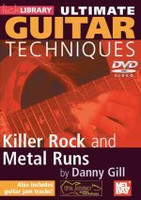 Ultimate Guitar Techniques: Killer Rock and Metal Runs DVD