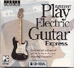 Instant Play Electric Guitar Express CD-ROMs