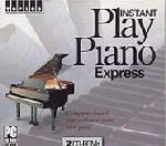 Instant Play Piano Express CD-ROMs