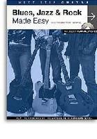 Next Step Guitar: Blues, Jazz & Rock Made Easy
