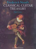 Classical Guitar Treasury: Solo Guitar