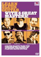Learn Blues Guitar With 6 Great Masters DVD