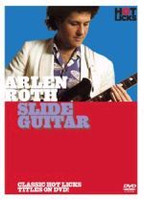 Arlen Roth - Slide Guitar DVD
