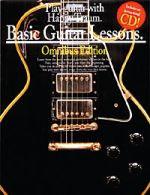 Happy Traum's Basic Guitar Lessons: Omnibus Edition