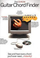 The CD-ROM Guitar Chord Finder