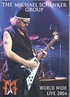 Michael Schenker: Worldwide Live Tour - DVD