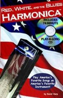 Red, White and The Blues Harmonica