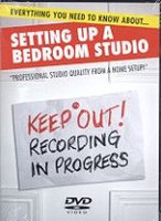Everything You Need to Know About Setting Up Bedroom Studio DVD