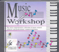 Music Workshop CD-ROM