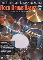 Rock Drum Basics, Steps One & Two Combined