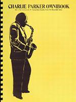 Charlie Parker Omnibook - E Flat Instruments
