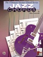 The Ultimate Guitar Chord Book Series: Jazz Chords