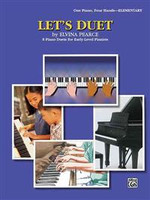 Let's Duet - 8 Piano Duets for Early-Level Pianists