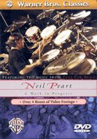 Neil Peart - A Work in Progress DVD