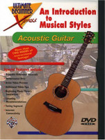 UBXpress: An Introduction to Musical Styles for Acoustic Guitar