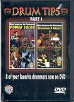 Drum Tips Part 1 DVD