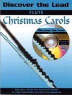 Discover the Lead: Christmas Carols - Flute Book & CD