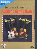 Acoustic Guitar Basics DVD