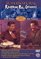 Supernatural Rhythm & Grooves DVD