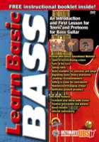 Learn Basic Bass - Ultimate Beginner Series Junior DVD