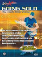 Going Solo:Vol. 1 - Basic Guitar Soloing  DVD