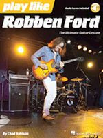 Play like Robben Ford