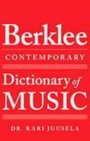 Berklee Contemporary Dictionary of Music