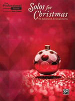 The Professional Pianist: Solos for Christmas