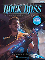 Advanced Rock Bass - for 4-, 5- and 6-String Basses