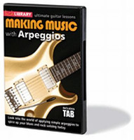 Making Music with Arpeggios DVD