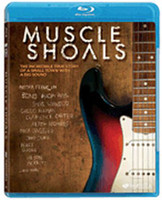 Muscle Shoals - Blu-Ray Disc