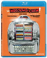 The Wrecking Crew! - Blu-Ray Disc
