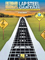 Fretboard Roadmaps - Lap Steel Guitar