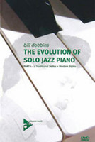 The Evolution of Solo Jazz Piano DVD