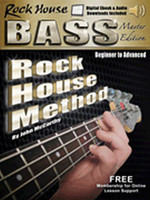 Rock House Bass Guitar Master Edition Complete