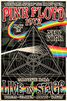 Pink Floyd Dark Side Tour - Wall Poster