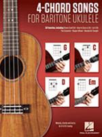 4-Chord Songs for Baritone Ukulele