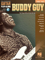 Buddy Guy Guitar Play-Along Series