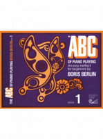 The ABC of Piano Playing Book 1 ABC1