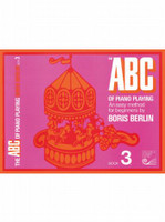 The ABC of Piano Playing Book 3 ABC3