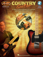 Country Guitar - A Guide to Playing Modern & Traditional Electric Country Lead Guitar