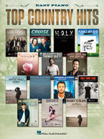 Top Country Hits - Easy Piano