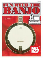 Fun with the Banjo Book + Online Audio/Video