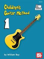 Children's Guitar Method Volume 1 Book + Online Audio/Video