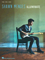 Shawn Mendes – Illuminate  Piano/Vocal/Guitar Artist Songbook