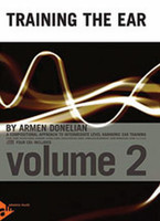 Training the Ear, Volume 2 - A Compositional Approach to Intermediate Level Harmonic Ear Training
