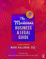 The Musician's Business and Legal Guide, Fifth Edition
