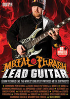 Guitar World: Metal and Thrash Lead Guitar DVD