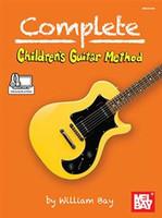 Complete Children's Guitar Method - Book + Online Audio/Video