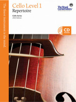 Cello Repertoire 1 - 2013 Edition